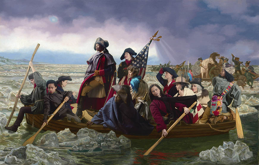 E2_Ode_Leutze_Washington_Crossing_Delaware-871px